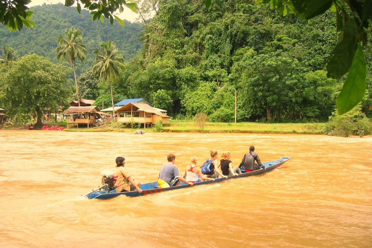 Actueel reisadvies Laos