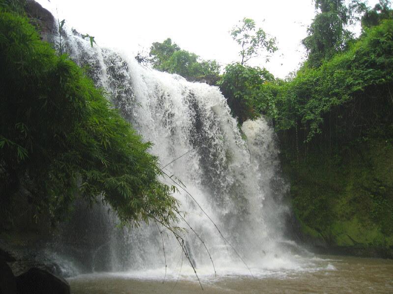 Backpacken Ban Lung reistips Chaa Ong waterval