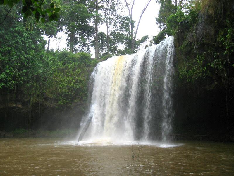 Backpacken Ban Lung reistips Ka Tieng waterval