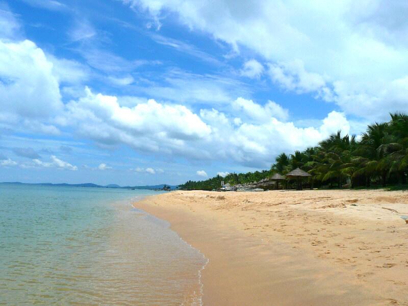 Backpacken Vietnam Phu Quoc eiland