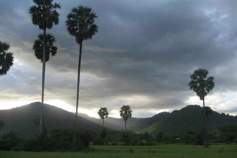 Beste reistijd voor Cambodja