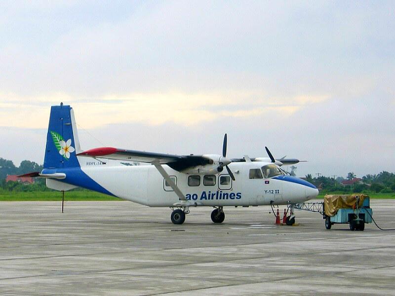 Budget Laos vliegtickets