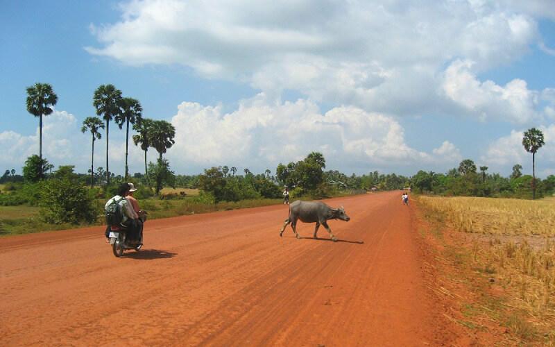 Kampot stofweg