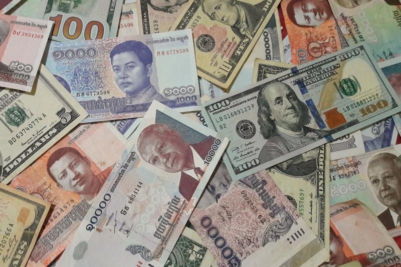 Geld in Cambodja