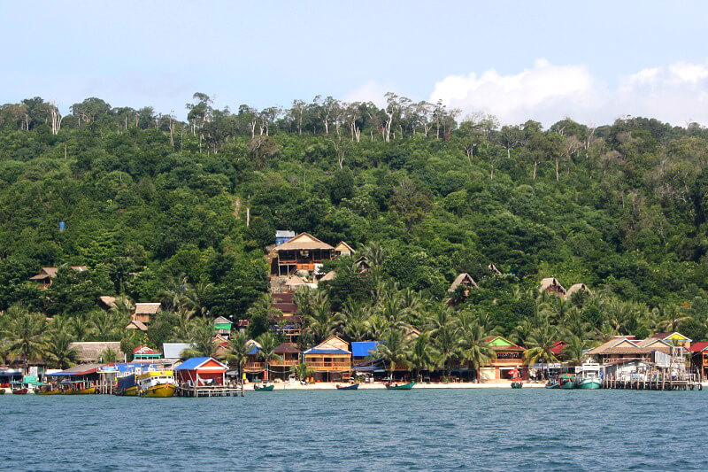 Koh Rong eiland