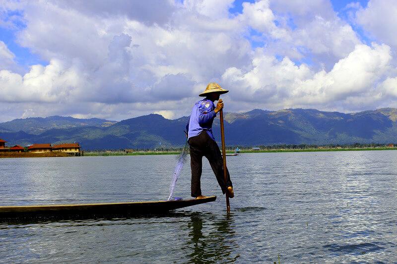 Myanmar Inle Lake reistips