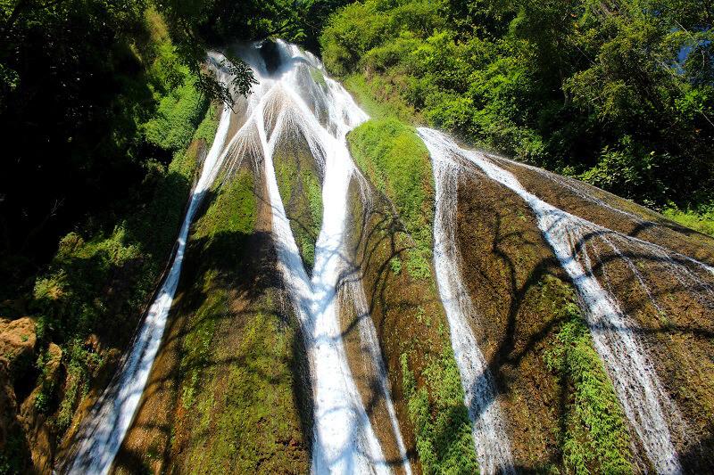 Myanmar Taunggyi watervallen