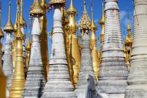 Myanmar Yangoon Shwedagon Paya