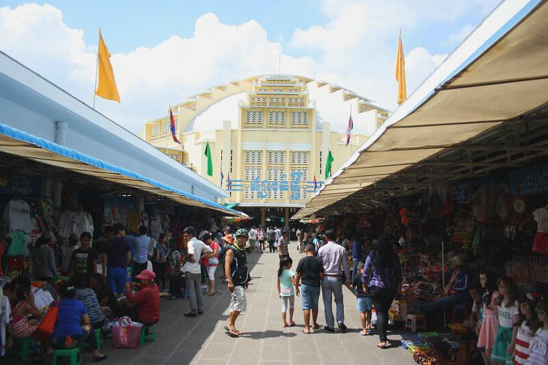 Phnom Penh Phsar Thmei