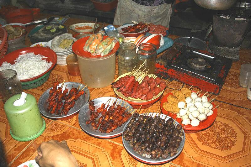 Reistips backpacken Koh Kong markt