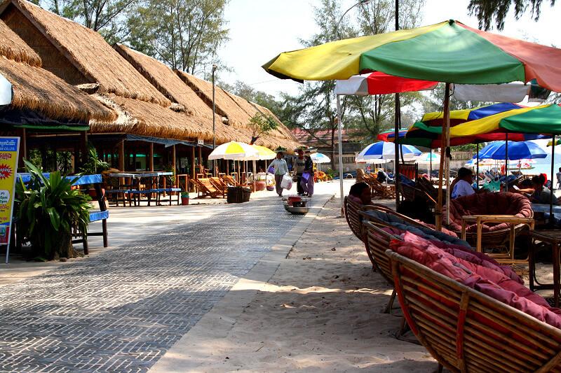Sihanoukville restaurants