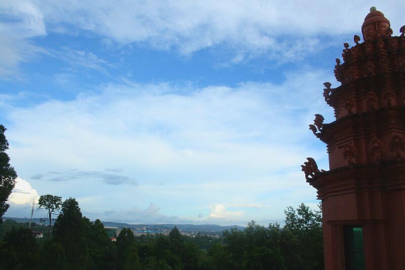 Sihanoukville tempel