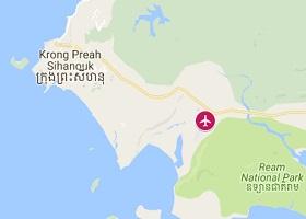 Sihanoukville vliegveld