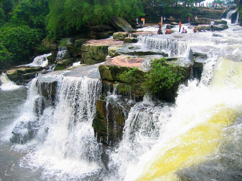Sihanoukville Kbal Chay waterval