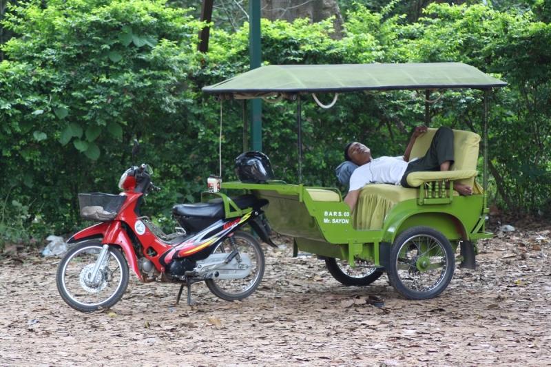 Vervoer in Cambodja