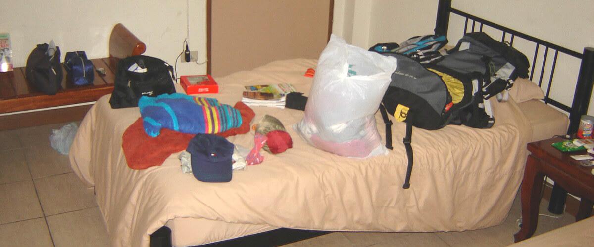 Wat neem je mee als je gaat backpacken