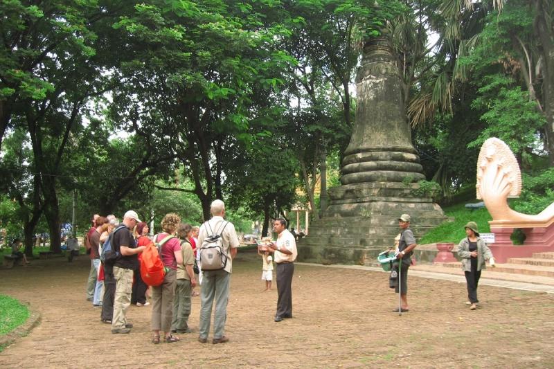 Aanbod rondreizen Cambodja