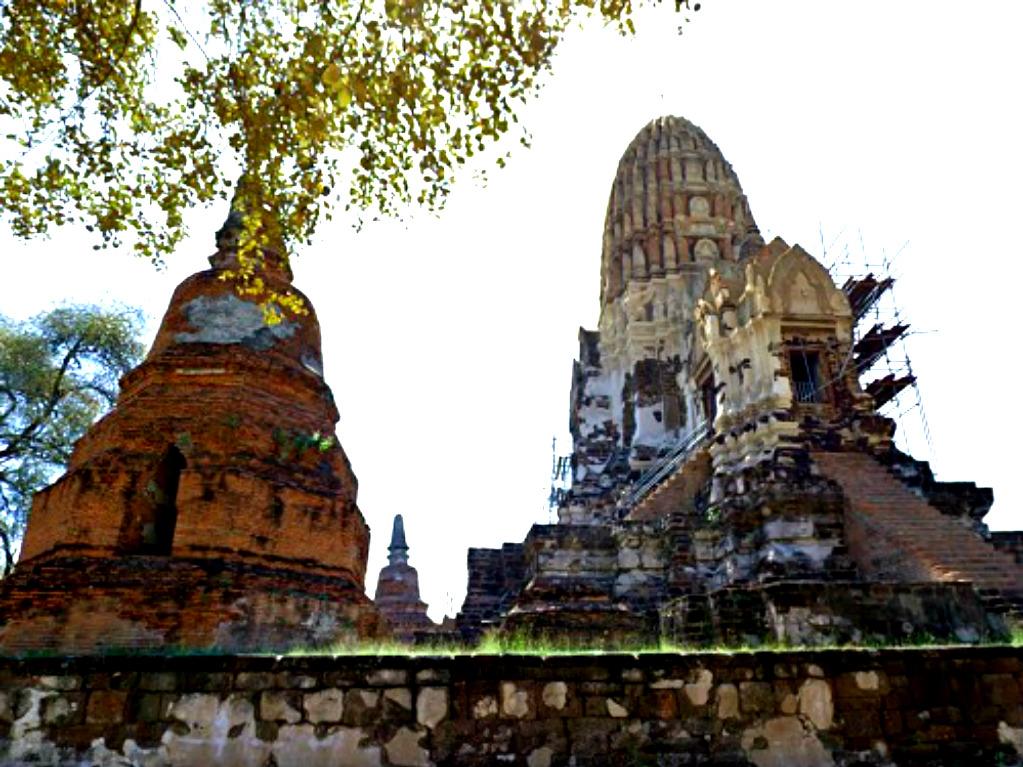 Ayuthaya tempel