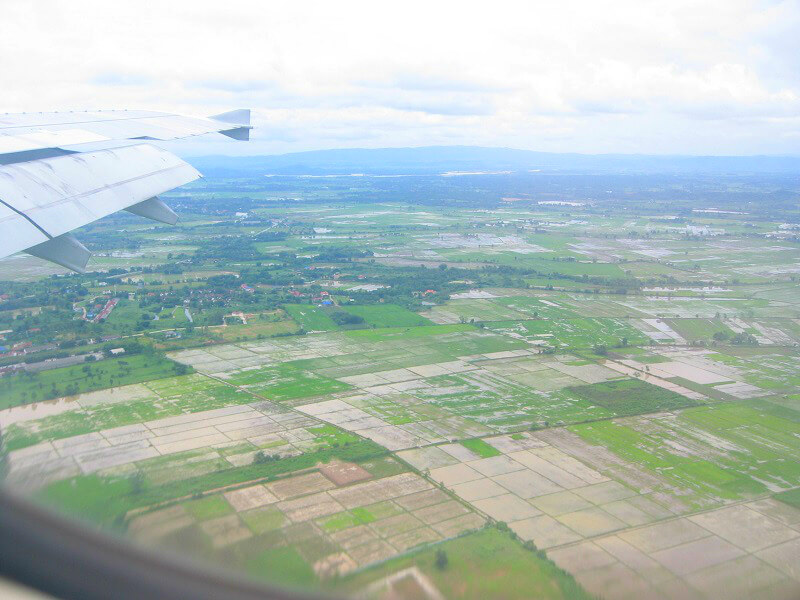 Backpacken Chiang Rai reistips vlucht