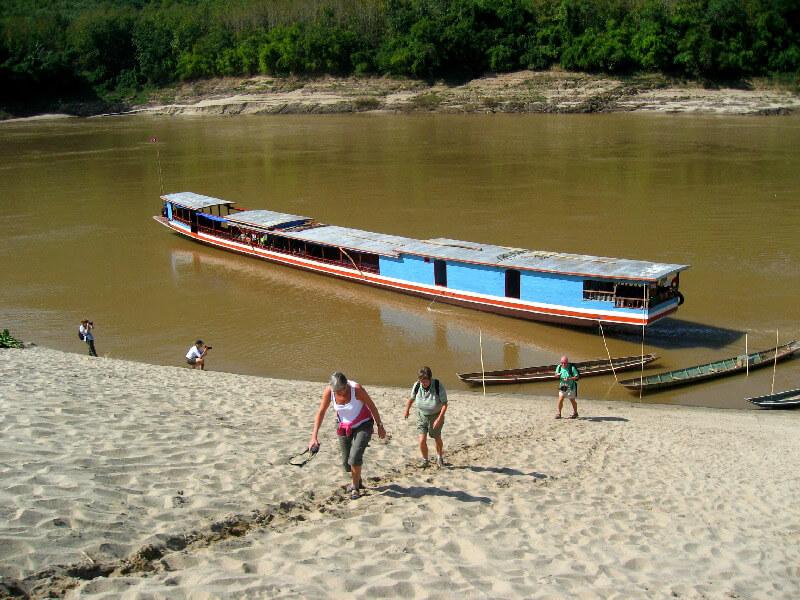 Ban Huay Xai slow boat