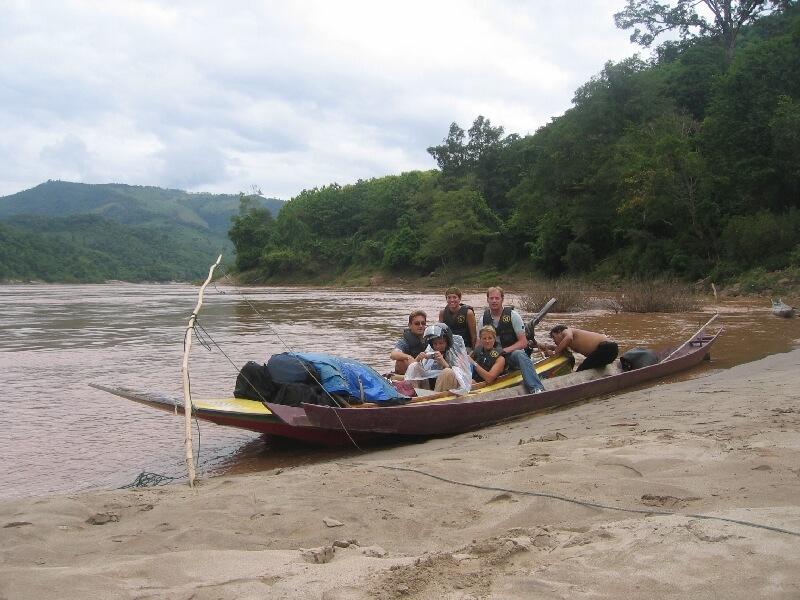 Ban Huay Xai fast boat