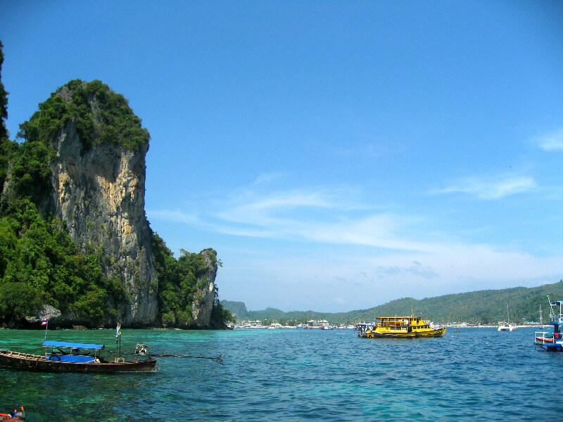 Backpacken Koh Phi Phi Don