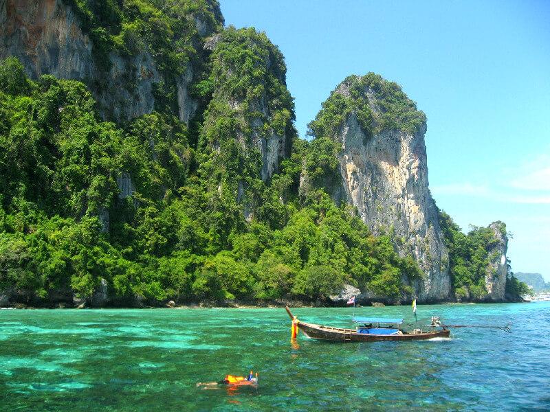 Backpacken Koh Phi Phi Leh reistips