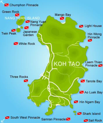 how to get from koh tao to koh phi phi