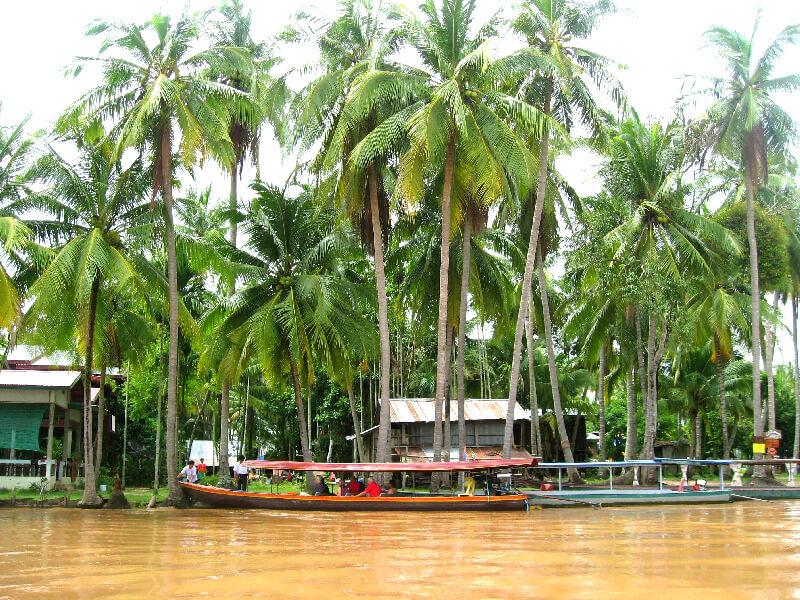 Backpacken Laos Si Phan Don Don Det eiland