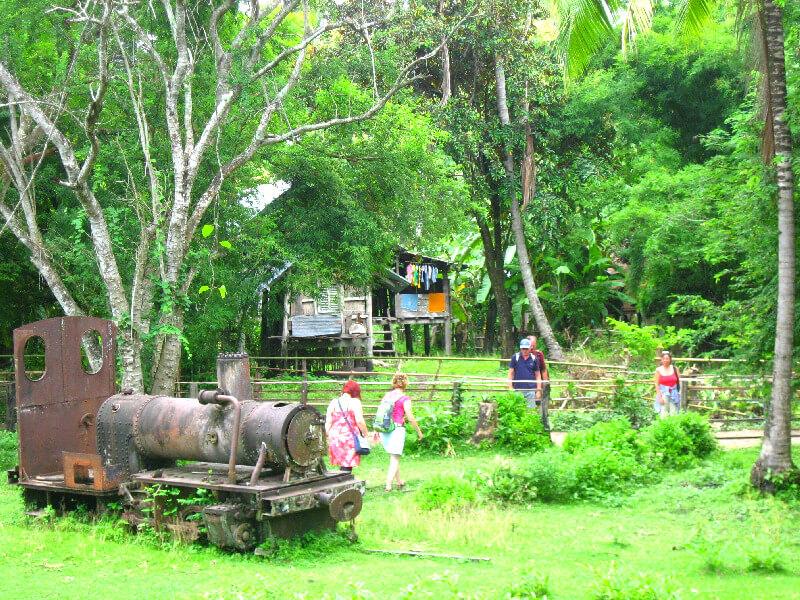 Backpacken Laos Si Phan Don Don Kohn eiland