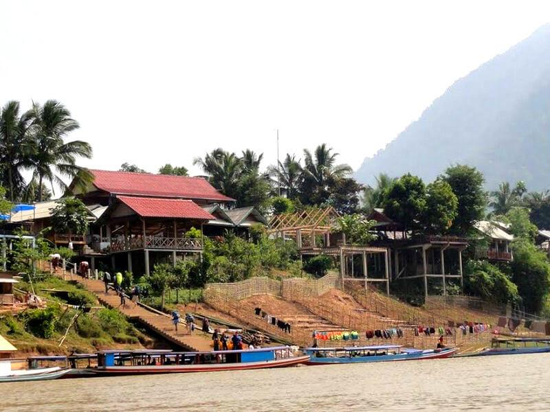 Backpacken Muang Ngoi Neua