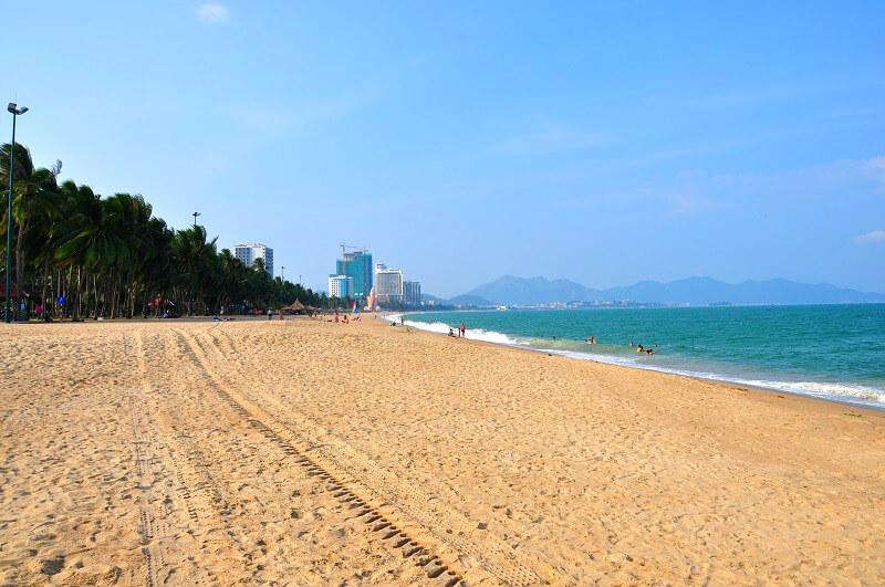 Backpacken Nha Trang Reistips uitzicht