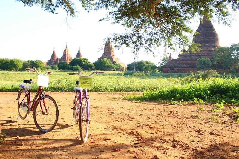 Bagan reistips