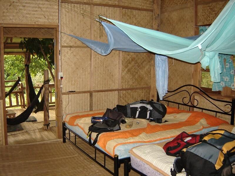 Budget voor Thailand goedkoop guesthouse