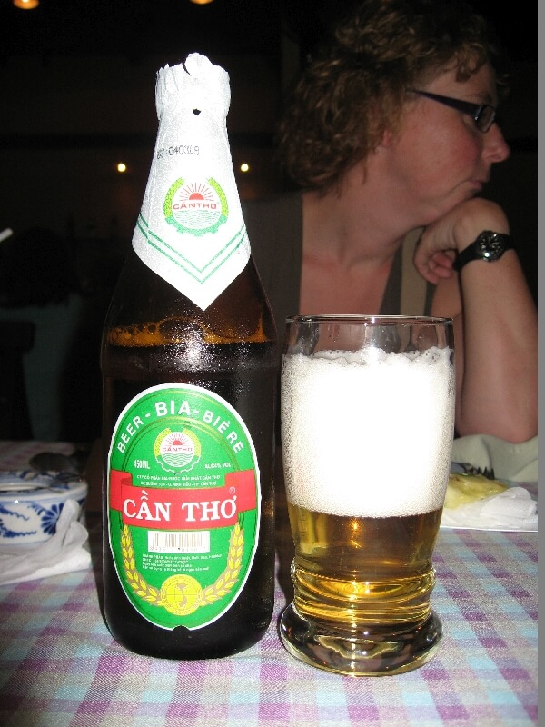 Can Tho bier