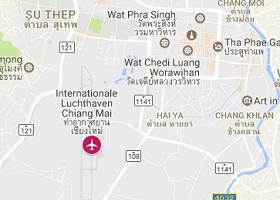 Chiang Mai vliegveld