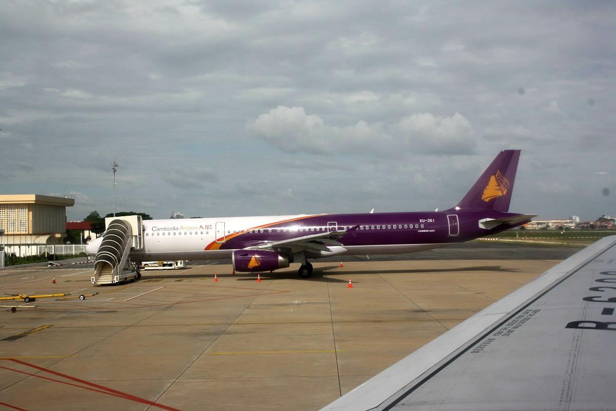 Een goedkoop vliegticket naar Cambodja boeken