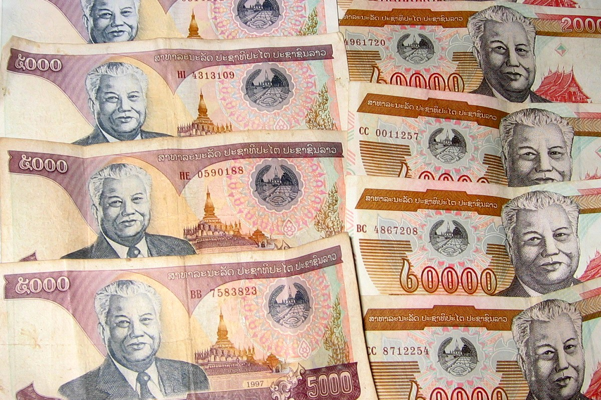 Geld in Laos
