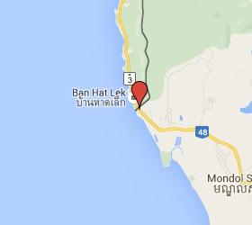 Grensovergang Cham Yeam - Hat Lek