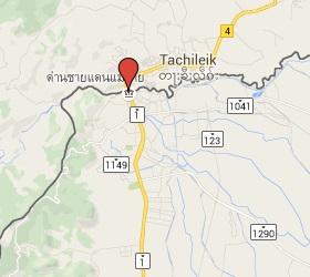 Grensovergang Mai Sai - Tachilek