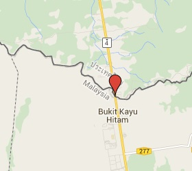 Grensovergang Sadao - Bukit Kayu Hitam