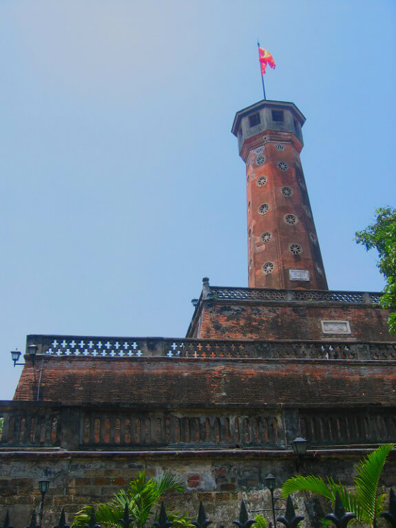 Hanoi victory tower