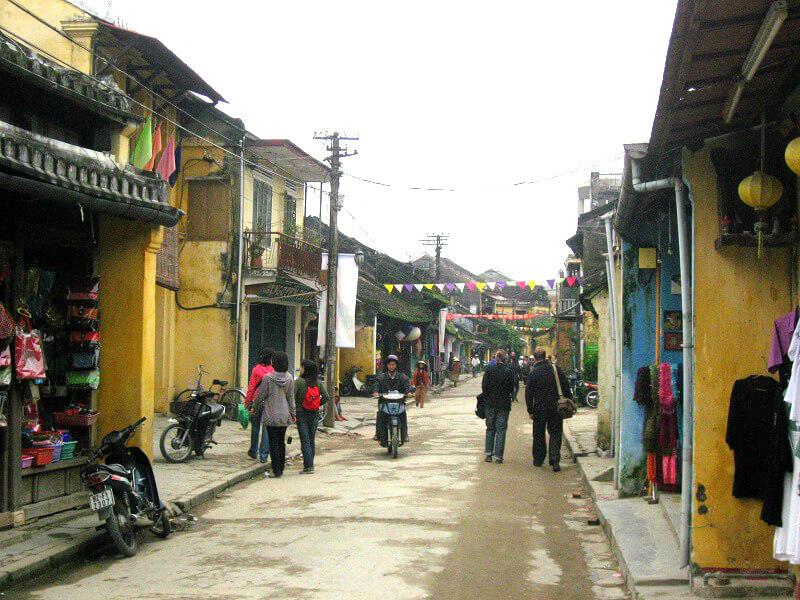 Centrum van Hoi An
