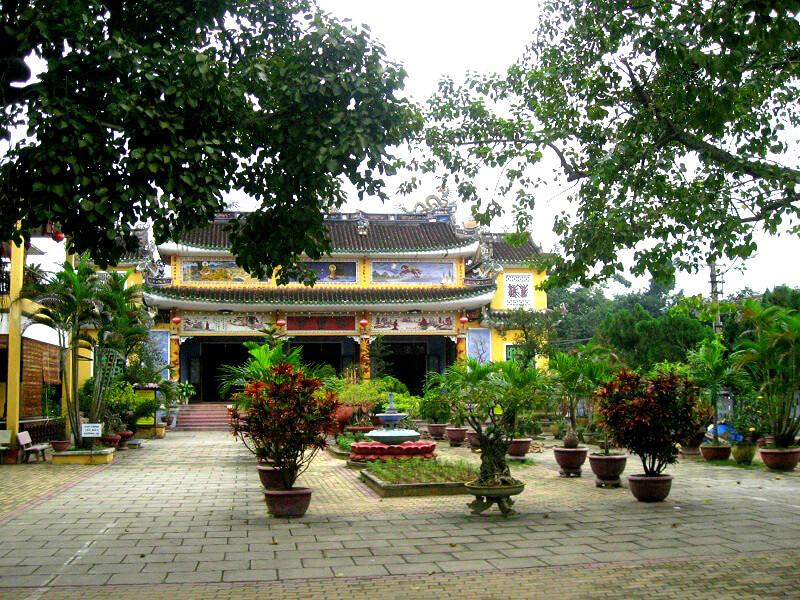Chinese tempel