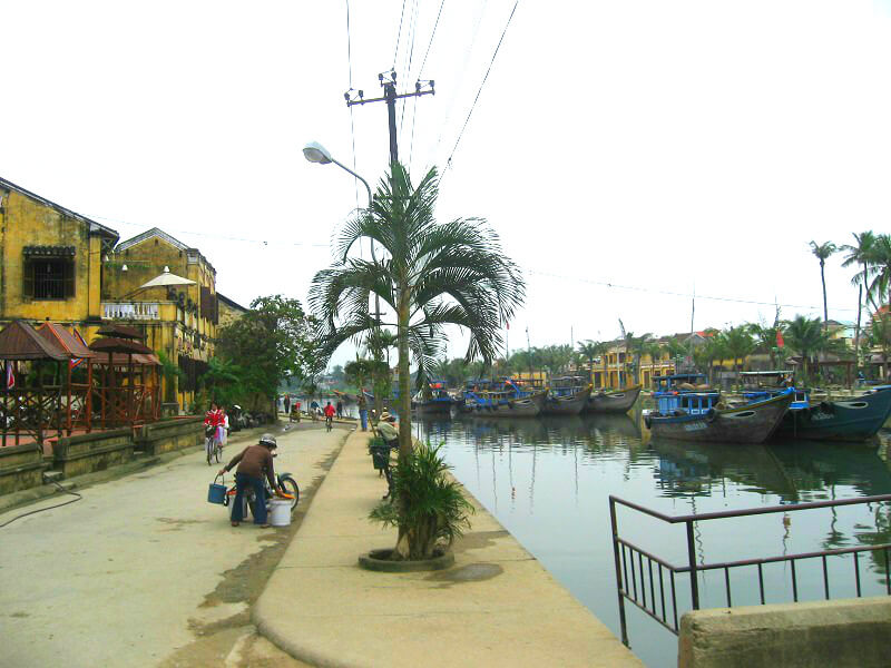 Haven van Hoi An