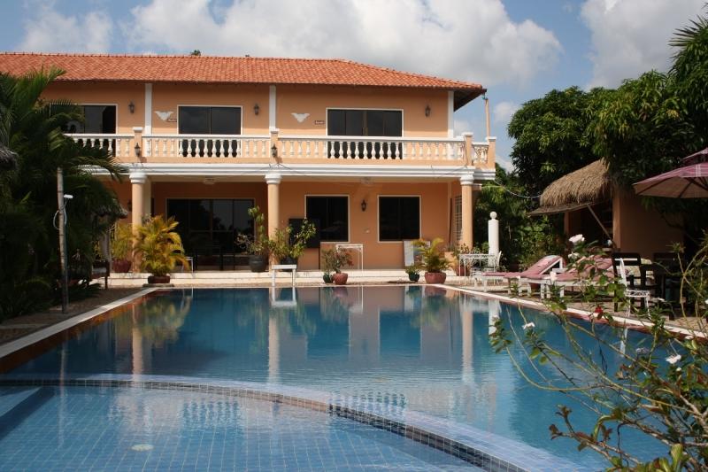 Hotels in Cambodja