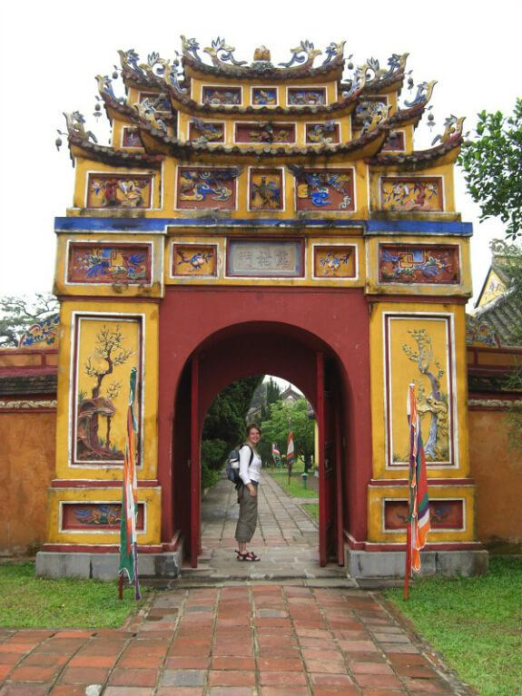 Keizerlijke poort