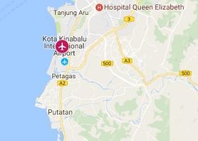 Kota Kinabalu vliegveld