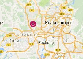 Kuala Lumpur Subang vliegveld