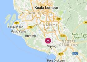 Kuala Lumpur vliegveld